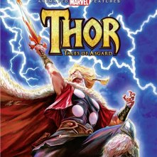 La locandina di Thor - Tales of Asgard