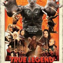 La locandina di True Legend