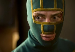 Primo piano di Aaron Johnson dal film Kick-Ass