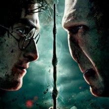 Teaser poster di Harry Potter e i doni della morte - parte 2