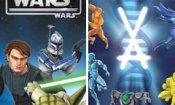 Virus Attack e Star Wars: The Clone Wars: ad aprile su Cartoon Network