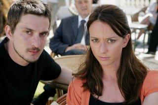 Alessandro Tiberi e Caterina Guzzanti in Boris il film