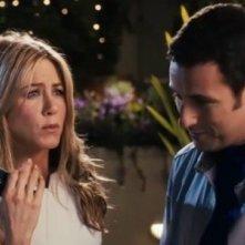 Jennifer Aniston e Adam Sandler insieme per finta in Just Go With It