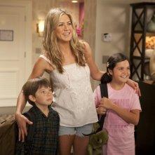 Jennifer Aniston, mamma nel film Just Go With It