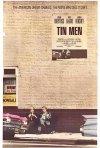 La locandina di Tin men - Due imbroglioni con signora