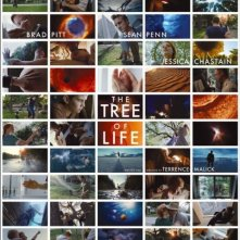 Nuovo affascinante poster per The Tree of Life