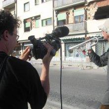 Paolo Pisanelli al G8 de L'Aquila nel film Ju tarramutu