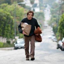 Ben Stiller, protagonista de Lo stravagante mondo di Greenberg
