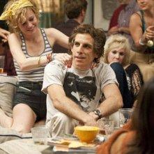 Brie Larson e Ben Stiller ne Lo stravagante mondo di Greenberg