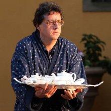 Massimo De Lorenzo nella commedia C'è chi dice no