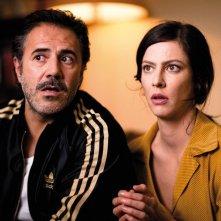 Anna Mouglalis e José Garcia nella commedia Chez Gino