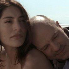 Caterina Murino con Aurélien Recoing nel film Équinoxe
