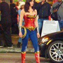 Costume già modificato per la nuova Wonder Woman di Adrianne Palicki