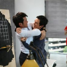 Daniel Wu e Louis Koo nel film Don't Go Breaking My Heart