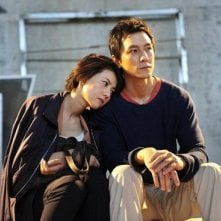 Gao Yuanyuan con Daniel Wu nel film Don't Go Breaking My Heart