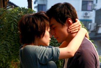 Gao Yuanyuan e Louis Koo nel film Don't Go Breaking My Heart