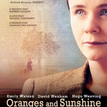 Il poster di Oranges and Sunshine