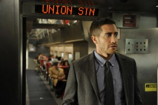 Jake Gyllenhaal nell'emblematico The Source Code