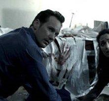 Patrick Wilson e Rose Byrne nel film Insidious