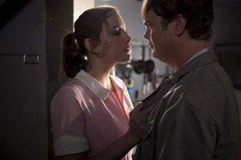 Rainn Wilson con Liv Tyler in Super