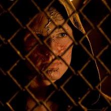 Alex Pettyfer dopo essere stato trasformato da un incantesimo nel film Beastly