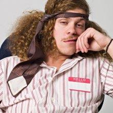 Blake Anderson in una foto promozionale della serie Workaholics
