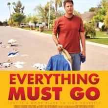 La locandina di Everything Must Go
