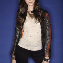 Odette Yustman è Melanie nella serie Breaking In