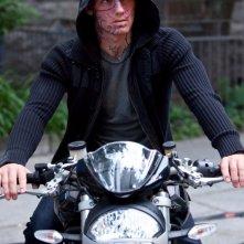 Una immagine di Alex Pettyfer nel film Beastly