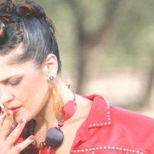 Elena Bonelli in un'immagine del film A Sud di New York