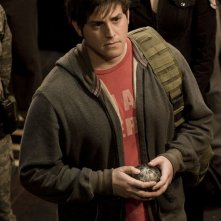 Eli (David Blue) e il suo kino in una scena dell'episodio Twin Destinies di Stargate Universe