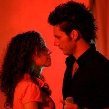 Luca e Carmen Napolitano nel film A Sud di New York