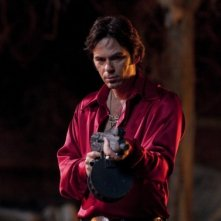 Un diabolico Billy Burke in Drive Angry 3D