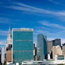 Una immagine di NY city dal film A Sud di New York