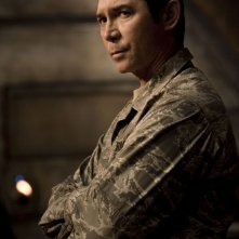 Il Col. Telford (Lou Diamond Phillips) nell'episodio Twin Destinies di Stargate Universe