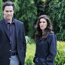 Stanley King (Victor Webster) e Kensi Blye (Daniela Ruah) nell'episodio The Job di NCIS: Los Angeles