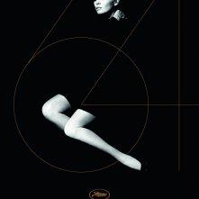 Il poster ufficiale per l'edizione 2011 del Festival de Cannes