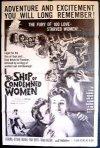La locandina di La nave delle donne maledette