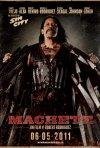 Locandina italiana per Machete