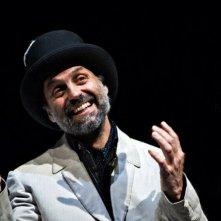 Roberto Cardone in scena a teatro