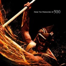 Terzo Character Poster per Immortals (Kellan Lutz)