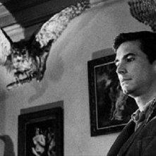 Tony Perkins è Norman Bates in Psycho