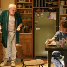 Brian Dennehy con Dustin Ingram nel film Meet Monica Velour