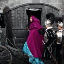 Elodie Navarre in una scena de Les aventures de Philibert, capitaine puceau