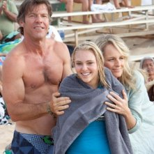 Irie Driscoll tra Dennis Quaid ed Helen Hunt in Soul Surfer