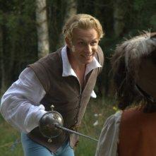 Jérémie Renier, protagonista del film Les aventures de Philibert, capitaine puceau