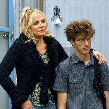 Kim Cattrall con Dustin Ingram nel film Meet Monica Velour