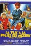 La locandina di La poliziotta della squadra del Buon Costume