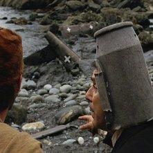 Miguel de Lira in una scena del film Crebinsky