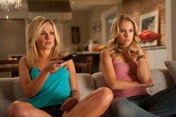 Anna Paquin e Kristen Bell nell'horror Scream 4